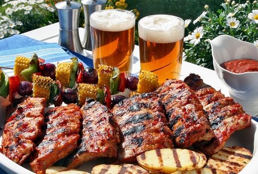 BBQ & Beers