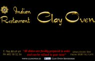 Clay Oven Indian Restaurant benidorm