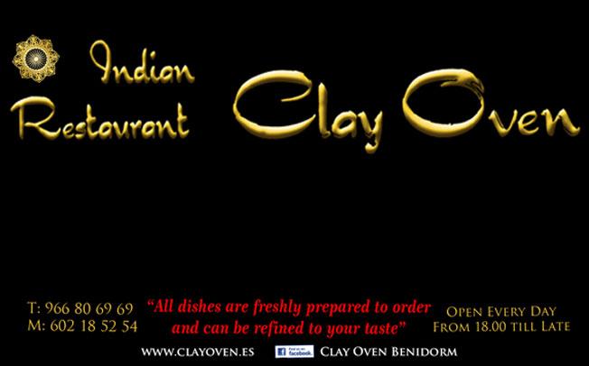 Clay Oven Indian Restaurant benidorm
