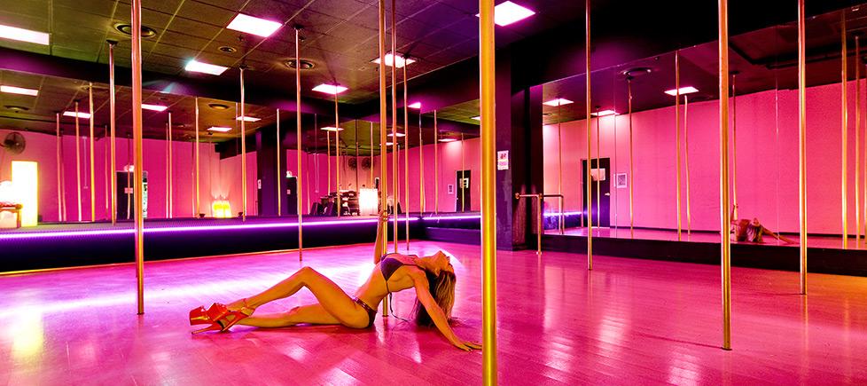 Benidorm Pole Dancing Class