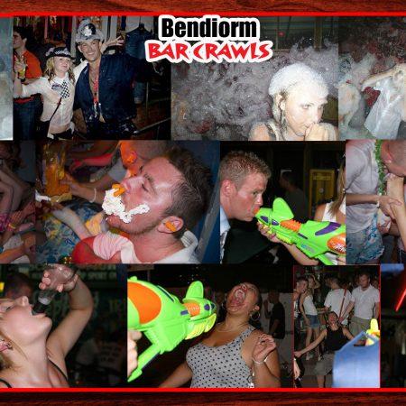 Pub Crawl Benidorm Bars