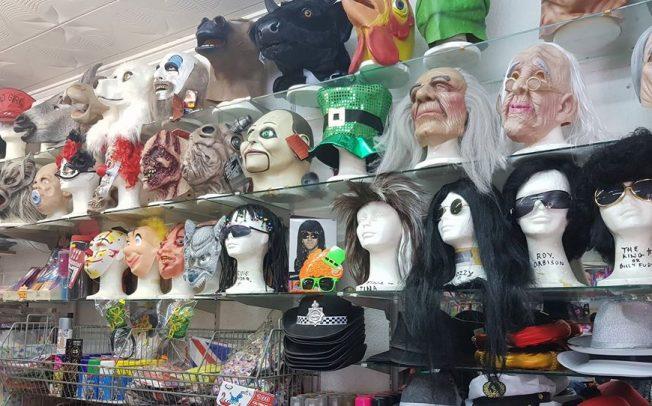 Benidorm Joke Shop